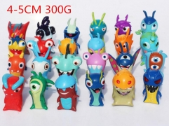 Slugterra Mini Dolls PVC Anime Figures (Set)