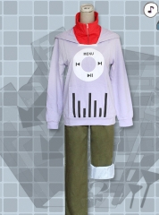 MekakuCity Actors Anime Pants(2Sets)