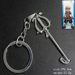 Popular Keys Designs Kingdom Hearts Anime Fancy Keychain