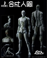 Hot Sale Synthetic human Cartoon Toys Action Anime Figure