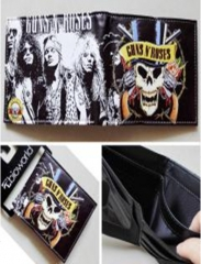 Guns N' Roses Anime Wallet