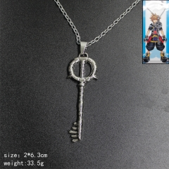 Kingdom Hearts Anime Fancy Designs Cosplay Necklace