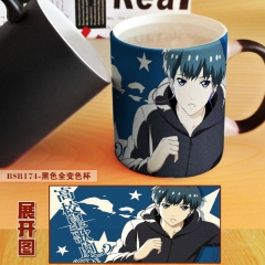 High School Star Musical Black Change Color Anime Cup
