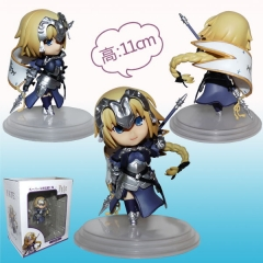 Fate Stay Night Joan of Arc Anime Figures 11CM