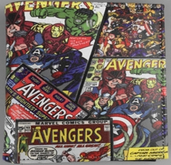 The Avengers Anime Wallet