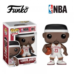Funko POP NBA Mindstyle LeBron JamesPlastic Action Figure #01