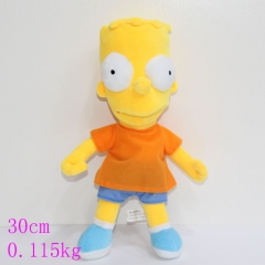 The Simpsons Cute Doll  Anime Soft Plush Toy