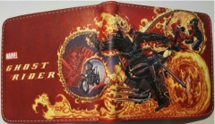 Ghost Rider Anime Wallet