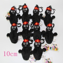 Barbapapa Anime Plush Pendant(10pcs/set)