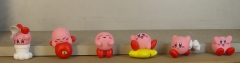 Kirby Collectable Cartoon Toy Anime Figure (Set)