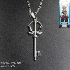 kingdom Hearts Anime Cute Fancy Designs Necklace