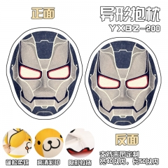 The Avengers Cosplay Deformable Cartoon Anime Plush Pillow