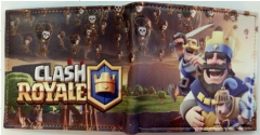 Clash Royale Anime Wallet