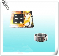 Hitman Reborn Anime Ring(set)