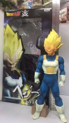 Dragon Ball Z Son Goku Yellow Hair Cartoon Toys Anime PVC Action Figure