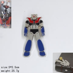 Mazinger Z Hot Sale High Quality Anime Brooch