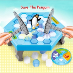 Ice Breaking Game Saving The Penguins Board Game