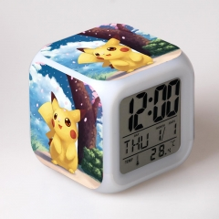 Pokemon Anime Clock