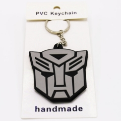 Transformers Anime Keychain (5pc Per Set)8CM