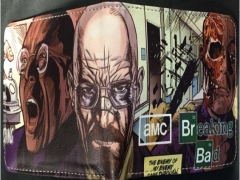 AMC Breaking Bad High Quality Anime Wallet