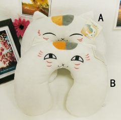 Natsume Yuujinchou Cartoon For Neck U Pillow Anime Plush Pillow