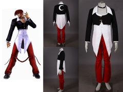 The King Of Fighters Iori Yagami Cartoon Cosplay Wholesale Anime Costume