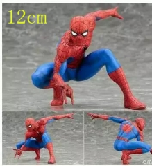 Marvel Spider Man Anime Figures 12cm