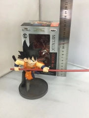 Dragon Ball Z Son Goku Cartoon Toys Funny Wholesale PVC Anime Figure