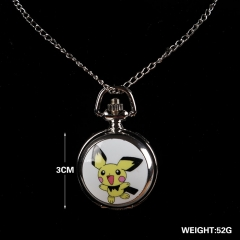 Pokemon Anime Necklace Watch