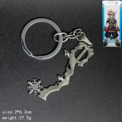 Popular Style Kingdom Hearts Anime Lovely Alloy Keychain