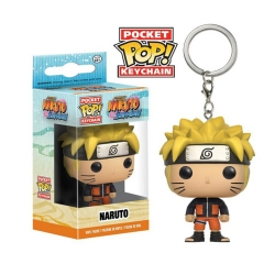 Funko Pocket POP Uzumaki Naruto Japanese Anime Figure Toy Keychain