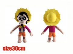 Disney Coco Movie Hector Rivera Doll Wholesale Anime Plush Toy 30CM