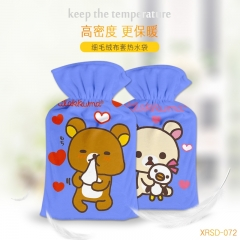 Rilakkuma Cosplay For Warm Hands Anime Hot-water Bag