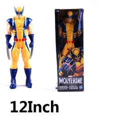 Wolverine Cartoon Toys Wholesale Anime Figure 12Inch
