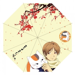 Natsume Yuujinchou Anime Cartoon Cute Fancy Umbrella
