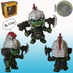 The Hulk Cartoon Toys Wholesale Home Decoration Anime Movable Figure 16cm