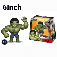 The Hulk Cartoon Toys Home Collectable Popular Anime Figure 4Inch