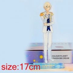 Ensemble Stars Tenshouin Eichi Game Acrylic Figure Double Side Printed Anime Standing Plates 17cm