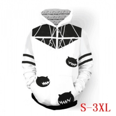 Kantai Collection Japanese Game Cosplay Good Quality Fashion Warm Anime Long Sleeve Hooded Hoodie