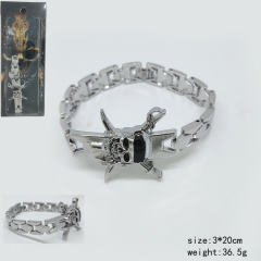 Pirates Of The Caribbean Anime Fancy Cute Bracelet