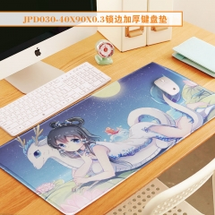 Vocaloid Anime Mouse Pad 40X90X0.3