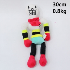 Game Undertale Anime Cartoon Soft Stuffed Skull Plush Toy