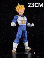 Dragon Ball Z Vegeta Cartoon Toy Japanese Anime Figure 23CM