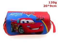 Cars Cosplay Cartoon For Student Anime Pencil Bag