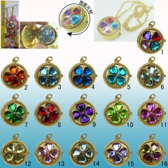 16style Shugo Chara Anime Necklace Watch