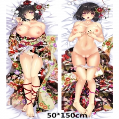 Touhou Project Anime Japanese Cartoon Soft Long Pillow 50*150cm