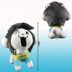 Undertale Temmie Cute Cartoon Collection Doll Anime Plush Toy 26CM