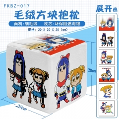 Pop Team Epic Cosplay Cartoon Can Sitting Anime Plush Pillow Toy