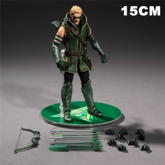 Arrow Mezco For Kids Gift Collection Toy Anime Figure 15CM