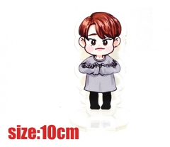 Got 7 Korean Star Youngjae Acrylic Standing Plates Anime Figure